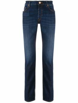 high rise straight-leg jeans Hand Picked RAVELLO08498W15341