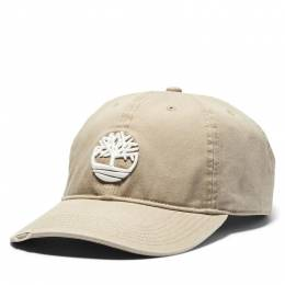 Distressed Baseball Cap with Tree Logo Timberland TBLA1EZL/232