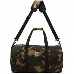 Khaki Camo Wright Duffle Bag Carhartt Work In Progress I020876