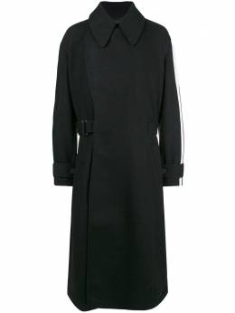Y-3 oversized double-breasted coat DP0607