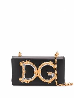 Dolce and Gabbana сумка через плечо DG Girls BI1416AW070