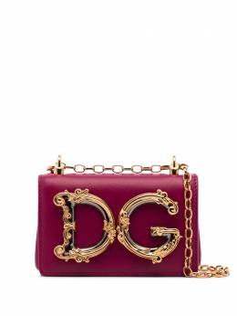 Dolce and Gabbana мини-сумка DG Girls BI1398AW070