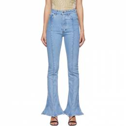 Y / Project Blue Trumpet Jeans WJEAN22-S18