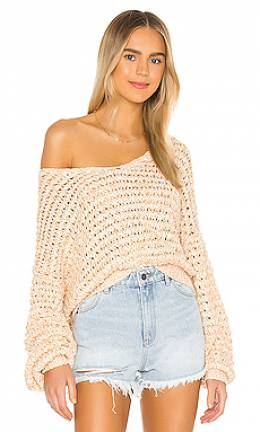 Свитер coconut - Free People OB1141603