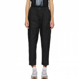 Undercover Black Cargo Trousers UCY1511-2