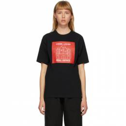 Undercover Black Real Estate T-Shirt UCY3810