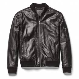 Leather Bomber Timberland TBLA1MYS/001L