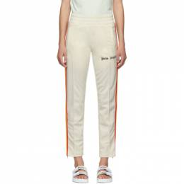 Palm Angels Off-White Rainbow Classic Track Pants PMCA023E20FAB0020384
