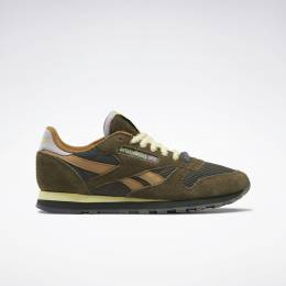 Кроссовки CL LEATHER MU Reebok FY0832-0002