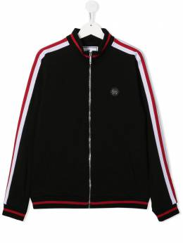 Philipp Plein Junior бомбер с логотипом P20CBJB0297