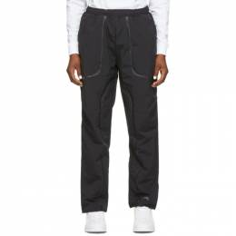 A-Cold-Wall Black Overlay Track Pants ACWMB029