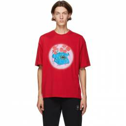 Opening Ceremony Red Phone T-Shirt YMAA001F20JER0052530