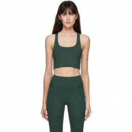 Green Paloma Sports Bra 1002-GG-CORE Girlfriend Collective