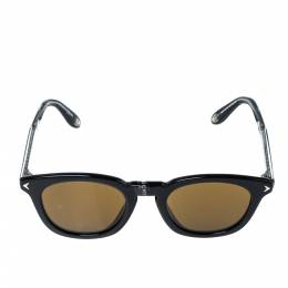Givenchy Black/ Brown GV 7058/S Wayfarer Sunglasses 320163