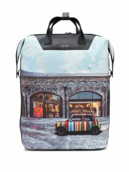 Paul Smith рюкзак Mini Kings Cross M1A6282EMCOAL