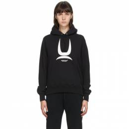 Undercover Black Logo Hoodie UCZ4893-6