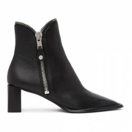 Alexander Wang Black Lane Boots 30C220B113