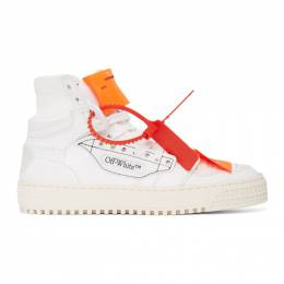 Off-White Off-White Off Court 3.0 High-Top Sneakers OWIA112F20LEA0010100