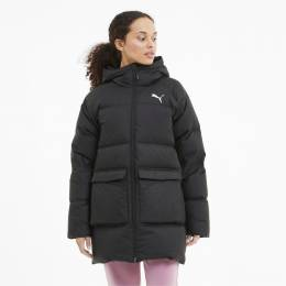 Куртка Long Hooded Down Coat Puma 582221_01