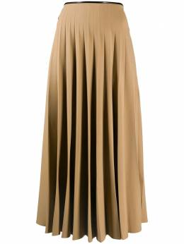 High-waisted pleated skirt Peter Do PDFW20219