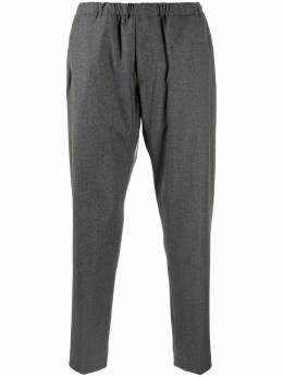Nine in the Morning high-waisted straight leg trousers 9FW20CR01