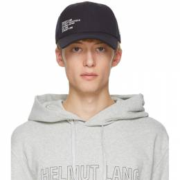 Helmut Lang Navy New Era Edition 9Forty Cap H000415X