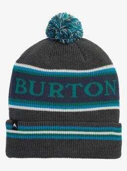 Шапка Burton Mans Trope Beanie GRAY HEATHER 9009521855558