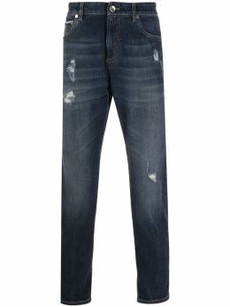 Brunello Cucinelli distressed jeans M283PZ2040C1468
