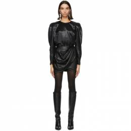 Isabel Marant Black Bagota Dress 20HRO1847-20H055I