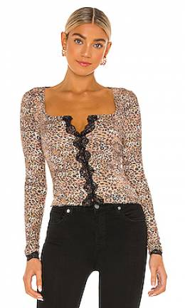 Топ she's all that layering - Free People OB1206405