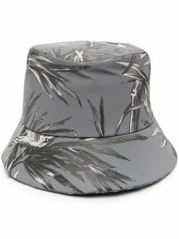 Off-White printed bucket hat OWLB013F20FAB0020909