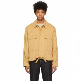 Jacquemus Yellow La Veste Esterel Jacket 206BL05-206 150250