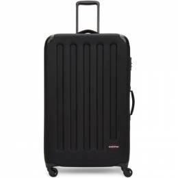 Eastpak Black Large Tranzshell Suitcase EK00075F008