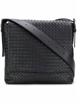 Bottega Veneta intrecciato weave shoulder bag 406275VQ131