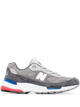 New Balance grey M992 AG sneakers M992AG