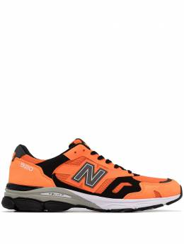 New Balance orange M920 neon sneakers M920NEO