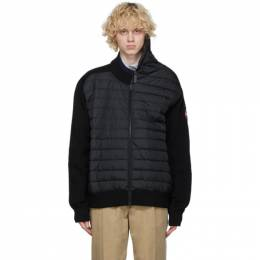 Y / Project Black Canada Goose Edition Down Hybridge Jacket YPCGMPULL1