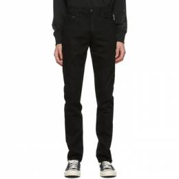Rag & Bone Black Fit 2 Jeans M1223K302BLK