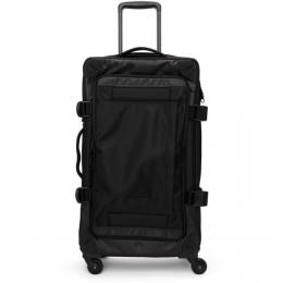 Eastpak Black Medium Trans4 CNNCT Suitcase EK00096E80W