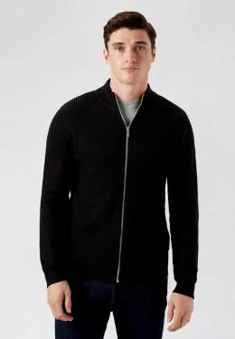 Кардиган Burton Menswear London 27J01RBLK