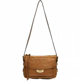 Rag & Bone Brown Small Field Messenger Bag W292150LD-BRW