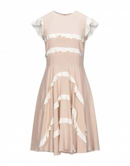 Платье до колена Red Valentino 15086628CT