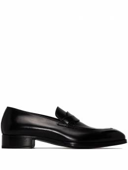 Tom Ford Elkan leather loafers J1183TANU
