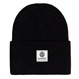 Шапка Element Dusk Beanie FLINT BLACK 2021 3665601180789