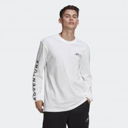 Лонгслив Adventure Graphic Adidas Originals GN2380-0001210