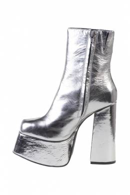 Ботильоны Jeffrey Campbell WIDOW PEWTER