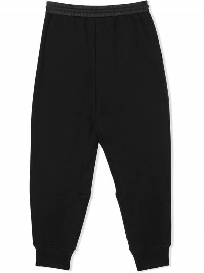 Burberry Kids TEEN quilted track pants 8037458 - 3