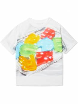 Burberry Kids confectionery-print T-shirt 8037611