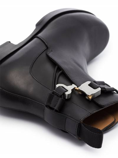 1017 Alyx 9Sm Rollercoaster leather Chelsea boots AAUBO0038LE01S21 - 2