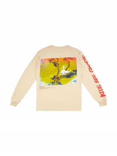 Kids See Ghosts T-shirt 82038094 Kanye West - 2